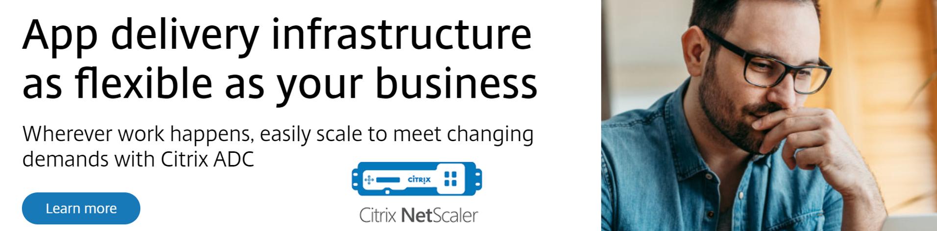 citrix netscaler banner